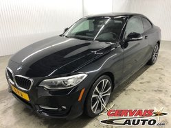 BMW 2 Series 228i Cuir Toit Ouvrant MAGS  2015