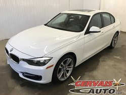 BMW 3 Series 320i xDrive Sport Line AWD Cuir Toit Ouvrant Mags  2015