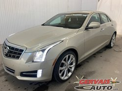 Cadillac ATS 4 Premium V6 AWD GPS Cuir Toit Ouvrant MAGS  2013
