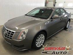 Cadillac CTS 4 AWD Luxury Cuir MAGS *Bas Kilométrage*  2012