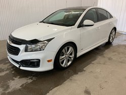 Chevrolet Cruze Limited 2LT RS Cuir Toit ouvrant Caméra MAGS  2016