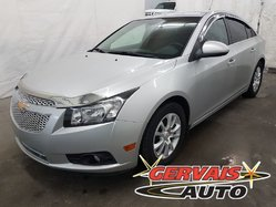Chevrolet Cruze LT Turbo A/C MAGS  2013