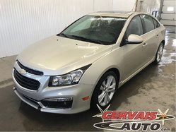 Chevrolet Cruze 2LT RS GPS Cuir Toit Ouvrant MAGS  2016