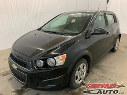 Chevrolet Sonic LS Bluetooth A/C Hatchback  2014