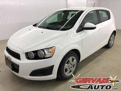 Chevrolet Sonic LS Bluetooth A/C Hatchback  2015