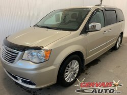 Chrysler Town & Country Limited Cuir GPS TV/DVD Toit Ouvrant MAGS  2014