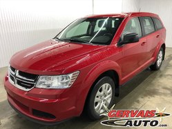 Dodge Journey Canada Value Pkg A/C MAGS  2016