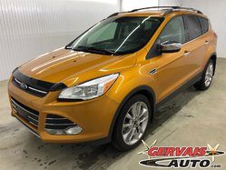 Ford Escape SE AWD 2.0 Groupe Chrome Cuir/Tissus GPS Mags  2016