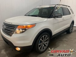 Ford Explorer XLT 4x4 Sport Cuir/Tissus Toit Panoramique MAGS  2015