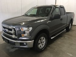 Ford F-150 XLT 4x4 V6 MAGS Marche Pieds  2016