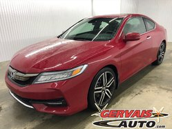 Honda Accord Coupe Touring GPS Cuir Toit Ouvrant MAGS  2016