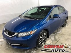 Honda Civic EX Toit Ouvrant MAGS Bluetooth  2015