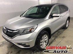 Honda CR-V EX AWD Toit Ouvrant MAGS Bluetooth  2016