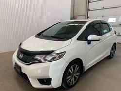 Honda Fit Ex-L GPS Cuir Toit Ouvrant MAGS  2015