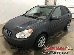 Hyundai Accent A/C  2009