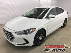 Hyundai Elantra A/C MAGS PNEUS NEUFS  2017