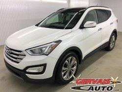 Hyundai Santa Fe Sport Limited AWD GPS Cuir Toit Panoramique MAGS  2014