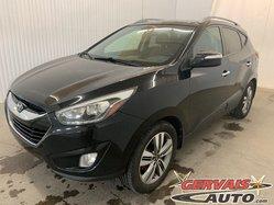 Hyundai Tucson AWD Limited Cuir Toit panoramique MAGS  2014