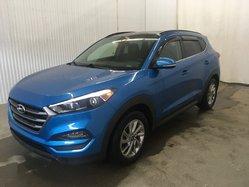 Hyundai Tucson Luxury AWD GPS Cuir Toit Panoramique MAGS  2016