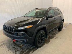 Jeep Cherokee Trailhawk 4x4 MAGS Bluetooth Caméra  2018