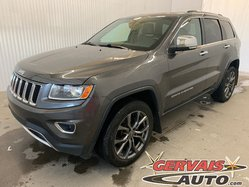 Jeep Grand Cherokee Limited 4x4 V6 GPS Cuir Toit Ouvrant MAGS  2014