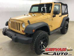 Jeep Wrangler Sport Mags 18 pouces  2013