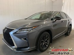 Lexus RX 350 F Sport AWD GPS Cuir Toit Panoramique MAGS  2016