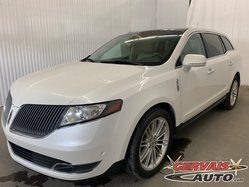 Lincoln MKT EcoBoost AWD GPS MAGS 7passagers Cuir Toit panoramique Caméra de recul sièges/volant chauffants  2015