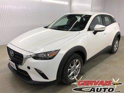 Mazda CX-3 GS MAGS A/C sièges chauffants Caméra de recul  2019