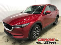 Mazda CX-5 GT AWD GPS Cuir Toit Ouvrant MAGS Bluetooth Caméra  2017