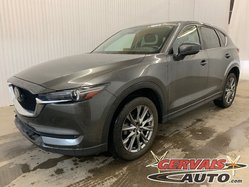 Mazda CX-5 GT AWD GPS Cuir Toit Ouvrant MAGS Bluetooth  2017