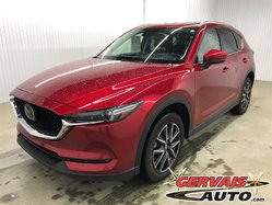 Mazda CX-5 GT Tech Pack AWD GPS Cuir Toit Ouvrant Mags  2017