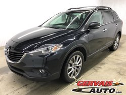 Mazda CX-9 GT AWD GPS Cuir Toit Ouvrant 7 Passagers MAGS  2015