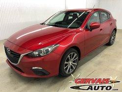 Mazda Mazda3 GS-SKY Sport MAGS A/C Bluetooth Caméra de recul  2014