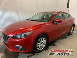 Mazda Mazda3 GS GPS Toit ouvrant MAGS  Sièges Chauffants Bluetooth A/C  2015