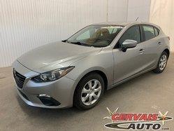 Mazda Mazda3 GX Sport Hatchback Bluetooth A/C  2015