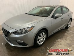 Mazda Mazda3 GX Bluetooth A/C  2015
