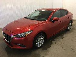 Mazda Mazda3 SE Cuir A/C MAGS Bluetooth  2017