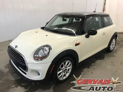 MINI Cooper Hardtop Cuir Toit Panoramique MAGS Bluetooth  2016