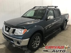 Nissan Frontier PRO-4X 4x4 Crew GPS Cuir Toit Ouvrant Mags  2014