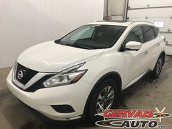 Nissan Murano SL AWD GPS Cuir Toit Panoramique MAGS Bluetooth  2015