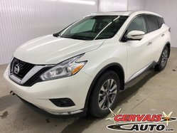 Nissan Murano SL AWD GPS Cuir Toit Panoramique MAGS Bluetooth  2016