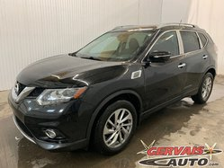 Nissan Rogue SL AWD GPS Cuir Toit Ouvrant MAGS Bluetooth  2014