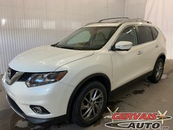 Nissan Rogue SL AWD GPS Cuir Toit Panoramique MAGS Bluetooth  2015