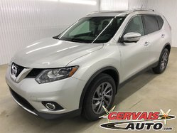 Nissan Rogue SL AWD GPS Cuir Toit Ouvrant MAGS Bluetooth  2016