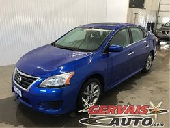 Nissan Sentra SR Premium Bose Navigation Toit Ouvrant MAGS  2015