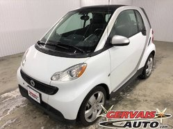 smart Fortwo Pure Cuir A/C **PNEUS NEUFS**  2015