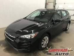 Subaru Impreza AWD Commodité Hatchback Bluetooth Caméra  2017