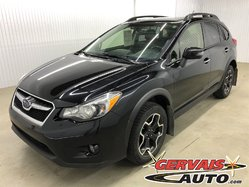 Subaru XV Crosstrek Limited Tech AWD GPS Cuir Toit Ouvrant MAGS  2015
