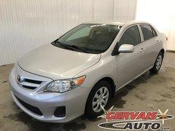 Toyota Corolla A/C Bluetooth  2012
